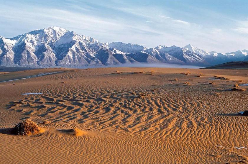 Чарская пустыня Забайкалье