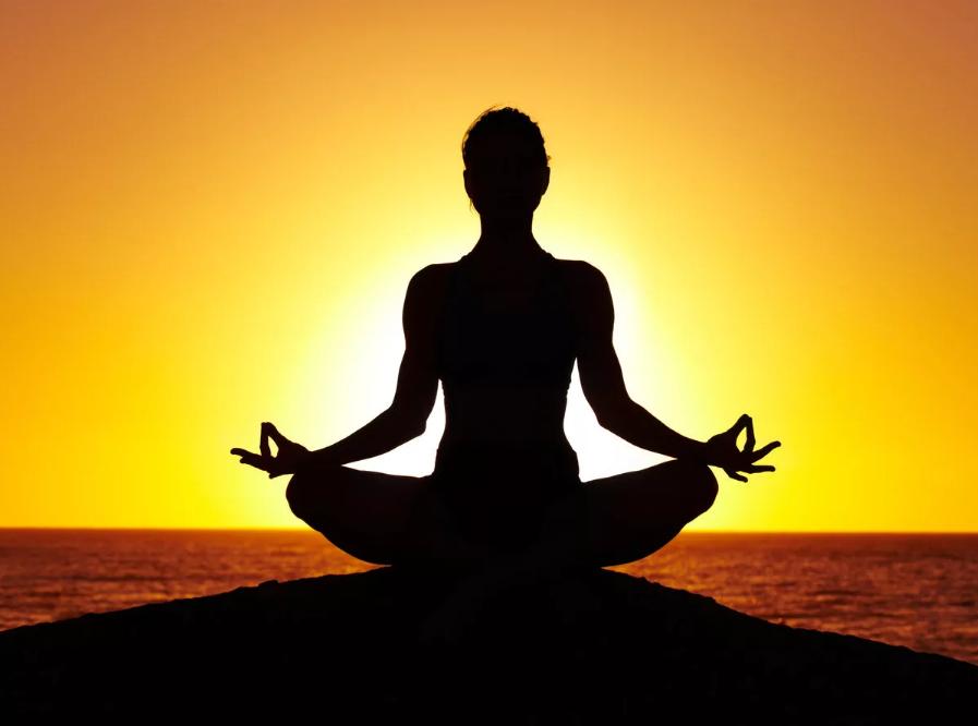 медитация солнца