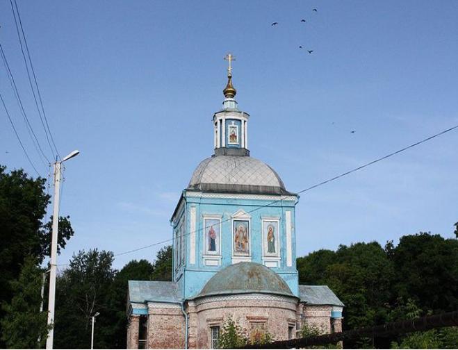 Призрак в подземелье Скорбященской церкви в г. Мичуринске (Тамбовская область): страшная загадка красных глаз