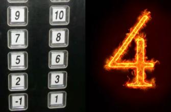 Почему в азиатских странах так боятся цифры 4 (тетрафобия)?