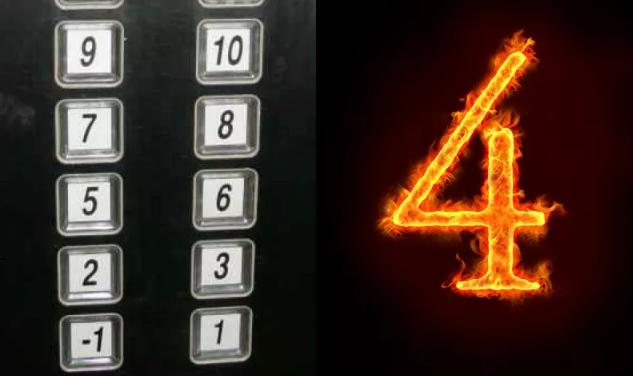 Почему в азиатских странах панически боятся цифры 4 (тетрафобия): значение цифры 4 в древней культуре Китая