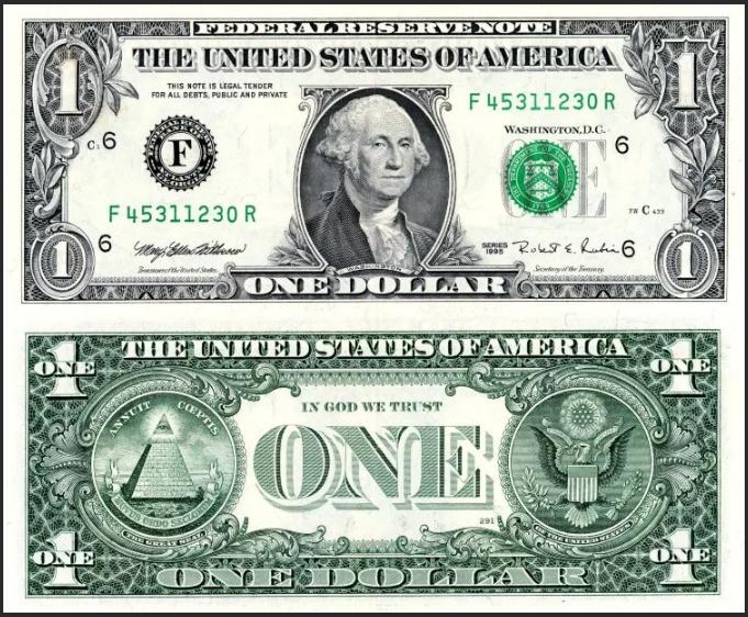 Как использовать купюру 1$ в качестве талисмана денег?