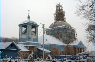История о призраке подземелья Скорбященской церкви в г. Мичуринске (Тамбовская область)