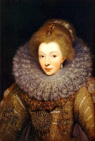 Екатерина Медичи.