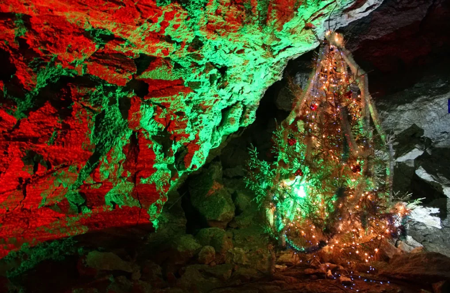 Кунгурская пещера легенды