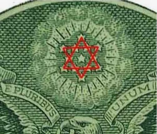 На купюре 1$ США скрыто от глаз 3300 мистических символов: скрытая символика на купюре 1$ США