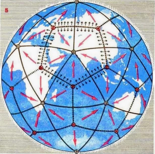 сетка Земли Хартмана