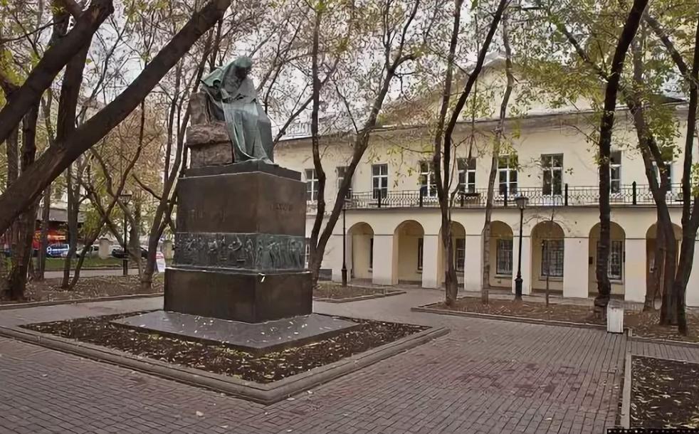 особняк графа Александра Толстого в Москве
