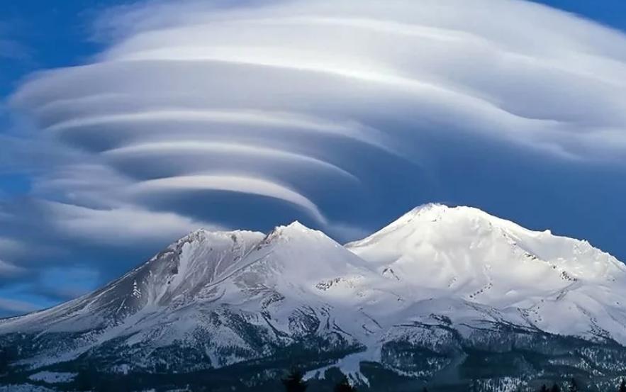 гора Шаста США 1-я чакра Земли