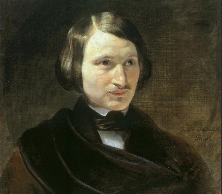 Н. В. Гоголь портрет