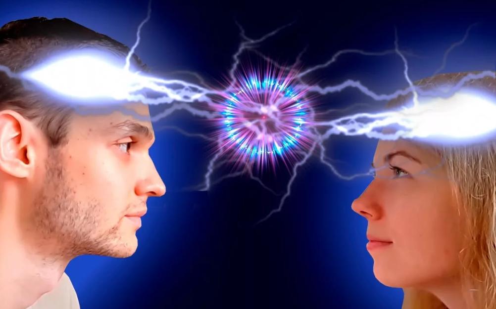 телепатия между мужчиной и женщиной