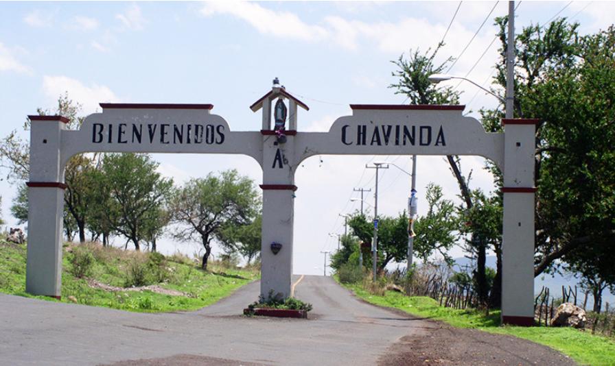 Чавинда Мексика