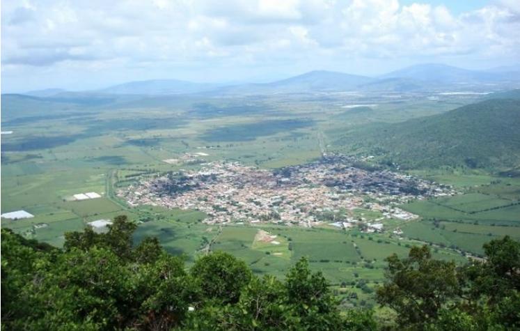 Чавинда Мексика аномалии