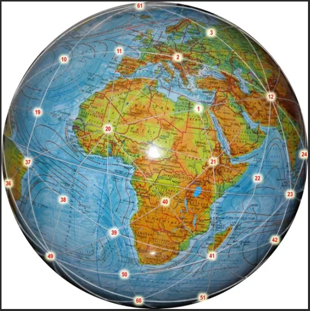 Геопатогенные зоны в доме (сетка Хартмана): достоверна ли теория?