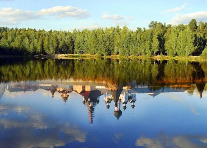 озеро Светлояр и легенда о граде Китеже в Нижегородской области