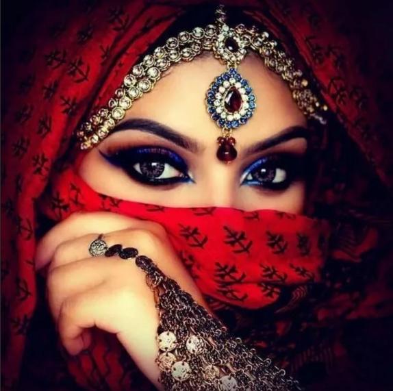 арабские женщины и магия