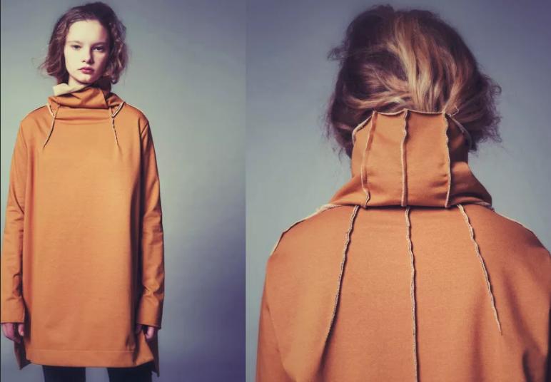 свитер кофта наизнанку примета