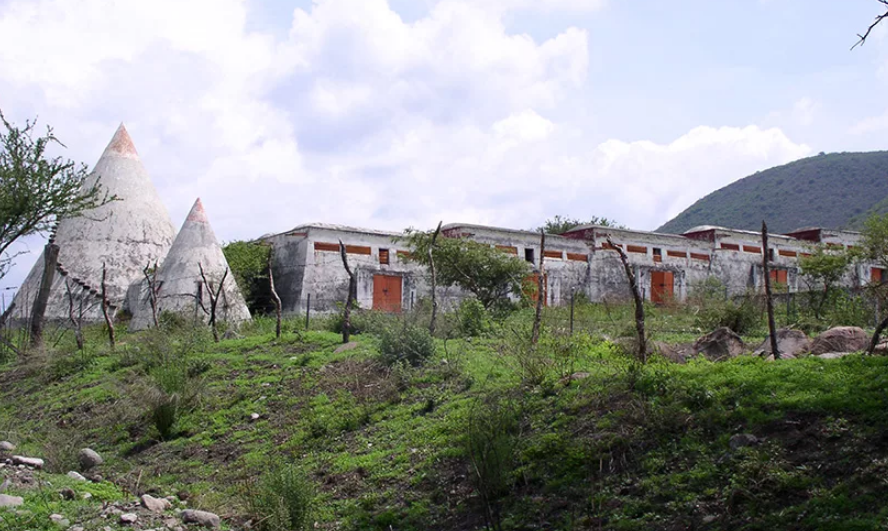 Чавинда Мексика городок загадки