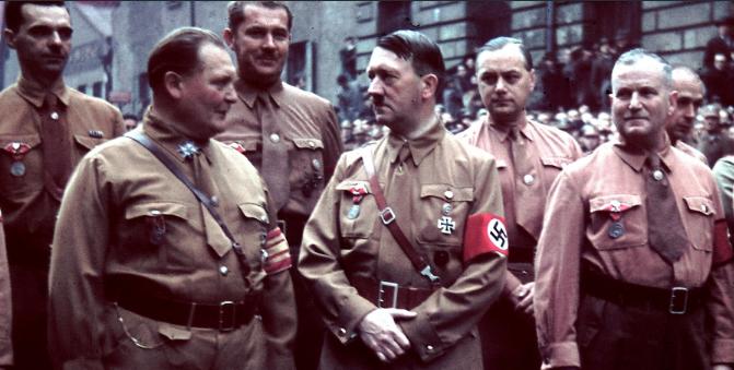 Пивной путч и Гитлер