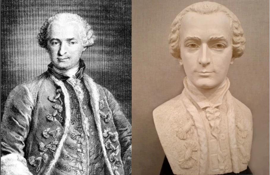Граф Сен-Жермен - самая загадочная бессмертная личность XVIII в.: таинственные легенды