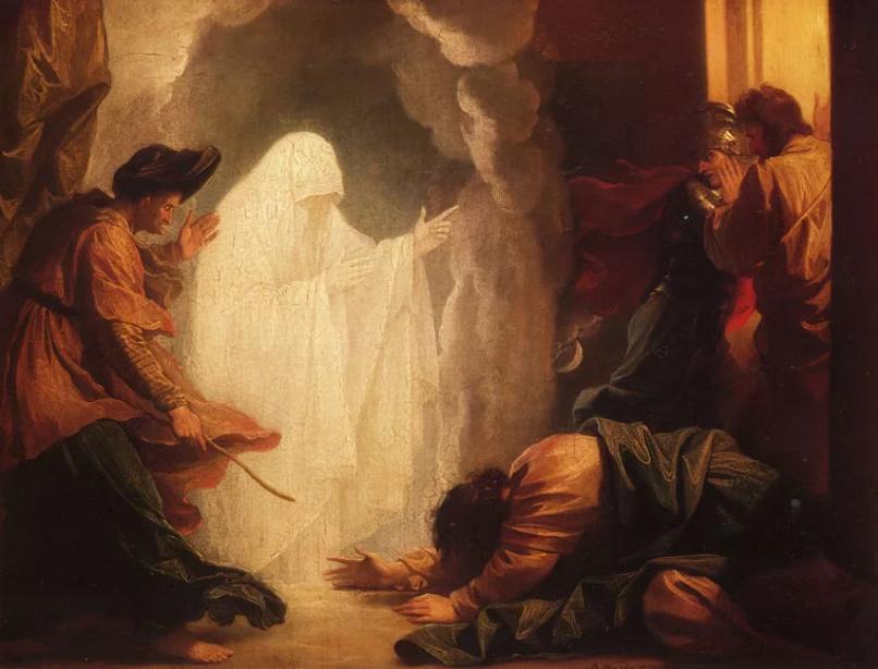 вызов духов в прошлых веках