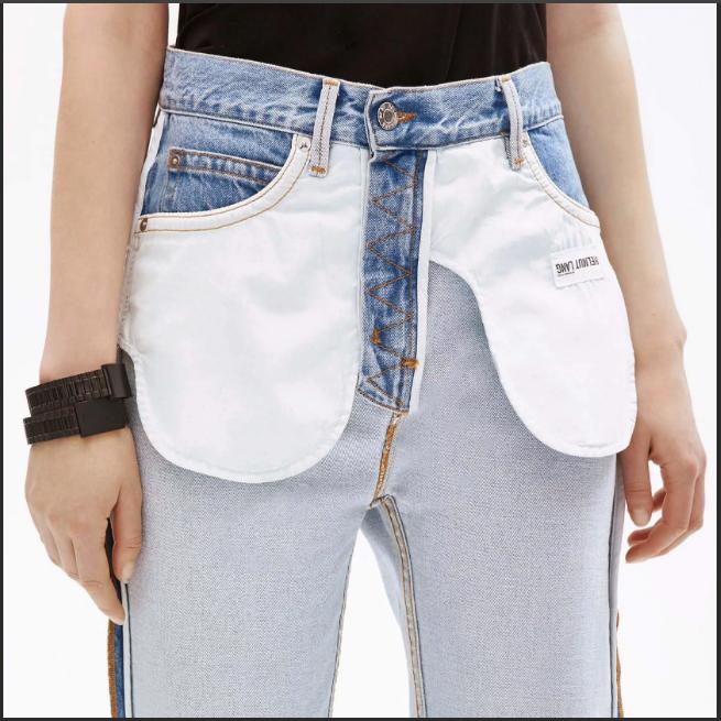 джинсы наизнанку примета