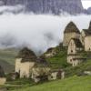 Давгарс — таинственный город мёртвых в Северной Осетии