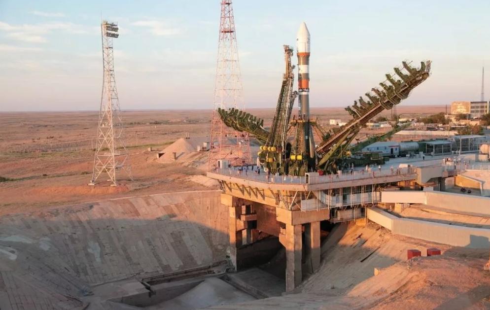НЛО летают над Байконуром (Казахстан): крупнейший в мире космодром