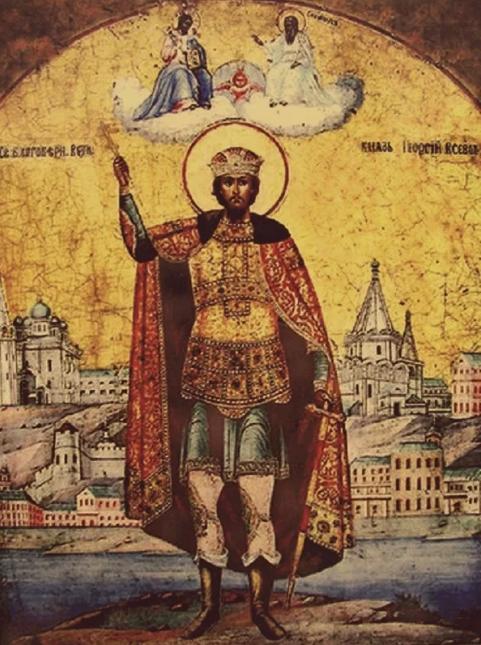 князь Георгий Всеволодович и град Китеж