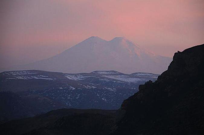 Тайны древнего двуглавого Эльбруса: поиски древних цивилизаций
