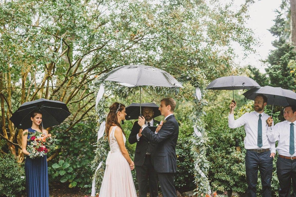 ливень свадьба