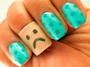 Приметы о сломанном ногте на каждом пальце