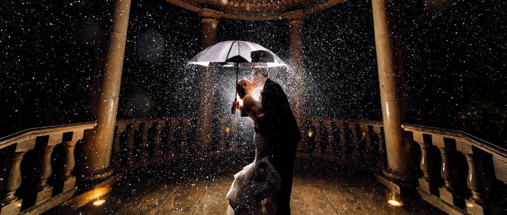 ночной дождь