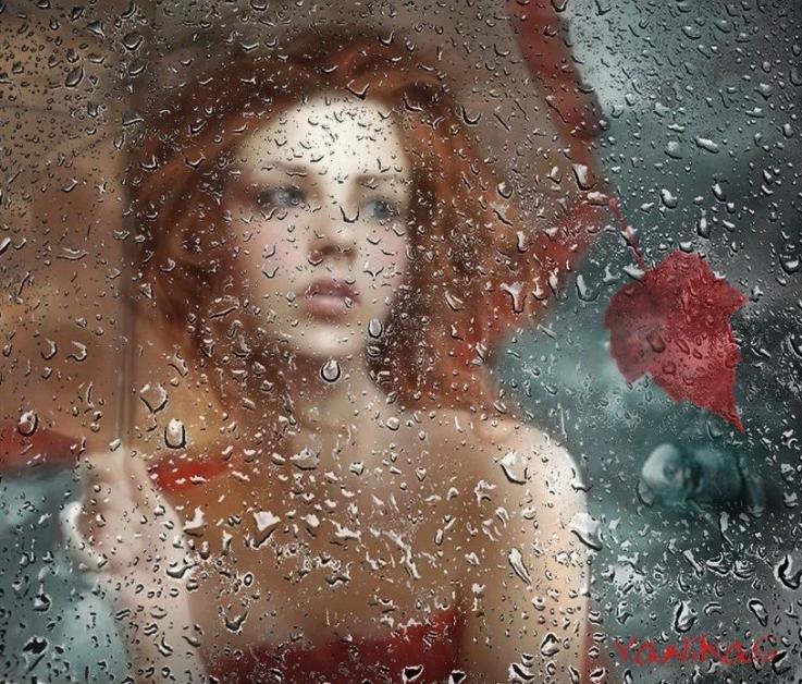 Фрэнсис МакКрори девушка и дождь