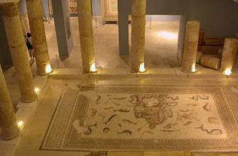Сокровища древнего города Зевгма (Турция)