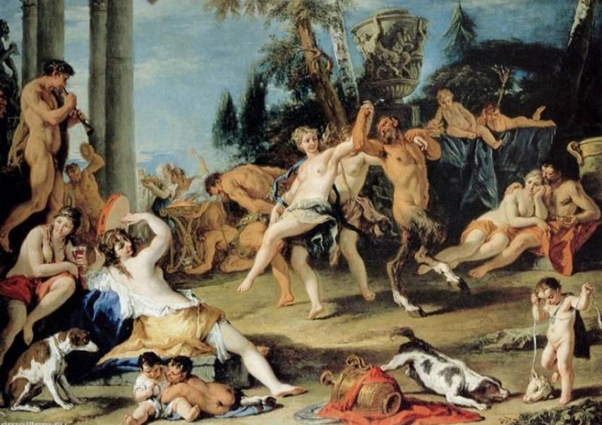 Содом и Гоморра картина