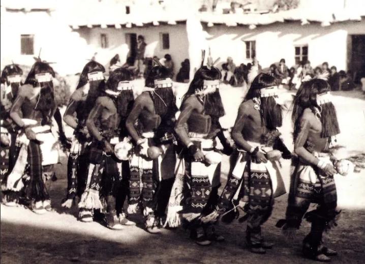 индейцы хопи в США