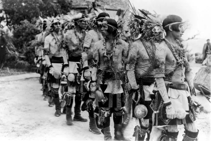 индейцы хопи обряды