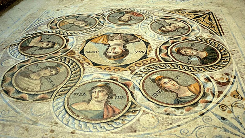 Тайны древнего города Зевгма: крупнейший музей с артефактами