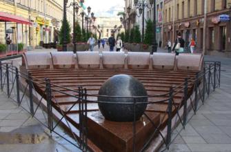 Какие места в Санкт-Петербурге исполняют желания?