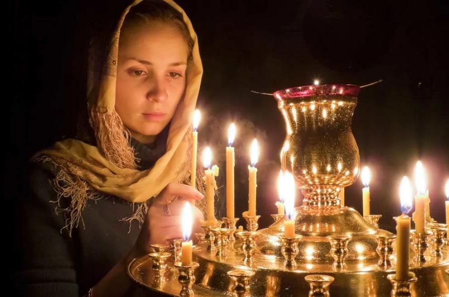 поставить свечу в храме церкви за здравие
