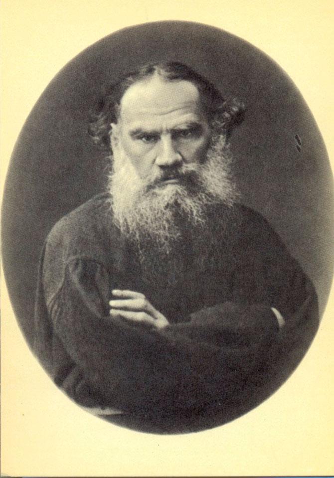Лев Толстой рецидивист