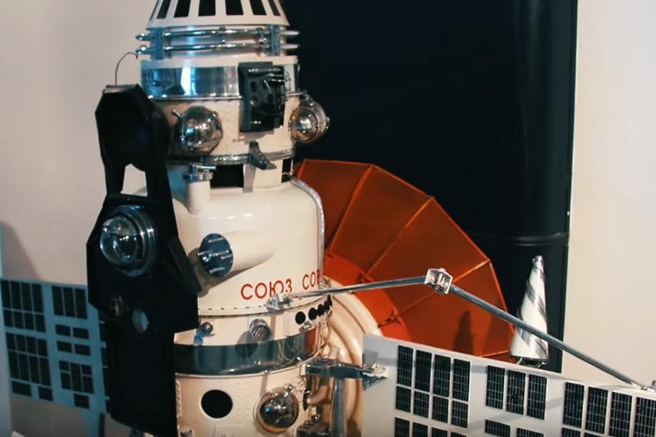 Первая межпланетная станция СССР