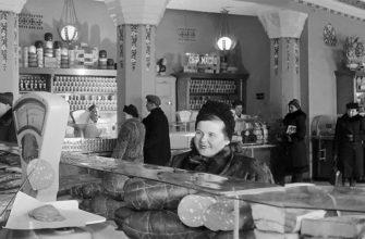 Магазин в дореволюционной России